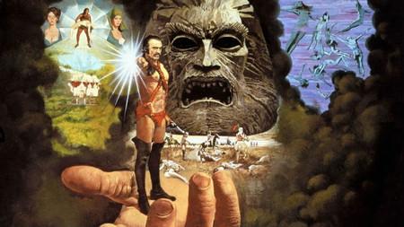 Ciencia-ficción: 'Zardoz', de John Boorman