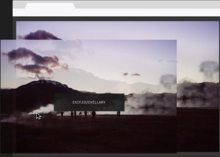 Exif.co propone proteger las imágenes de los fotógrafos utilizando marcas de agua inteligentes