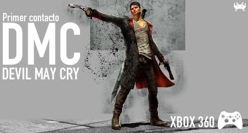 'DmC:DevilMayCry'paraXbox360:primercontacto