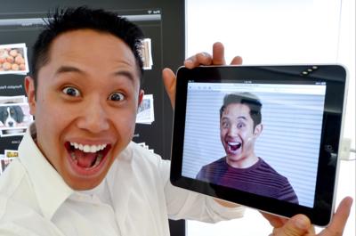 Guía de bienvenida al iPad [Especial Reyes Magos]