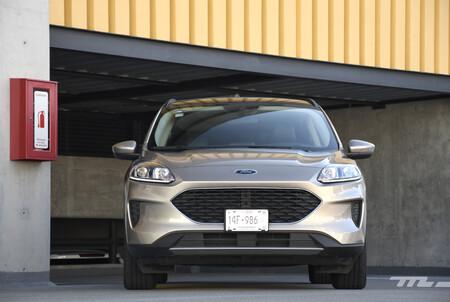 Ford Escape Hybrid Opiniones Mexico Prueba 2