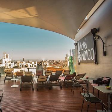 """El hotel Indigo Madrid renueva sus espacios comunes para mantenerse """"joven y urbano"""""""