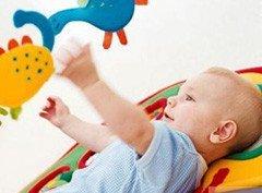 Figuras para estimular al recién nacido