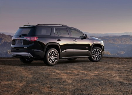 Gmc Acadia 2017 1024x768 Wallpaper 06