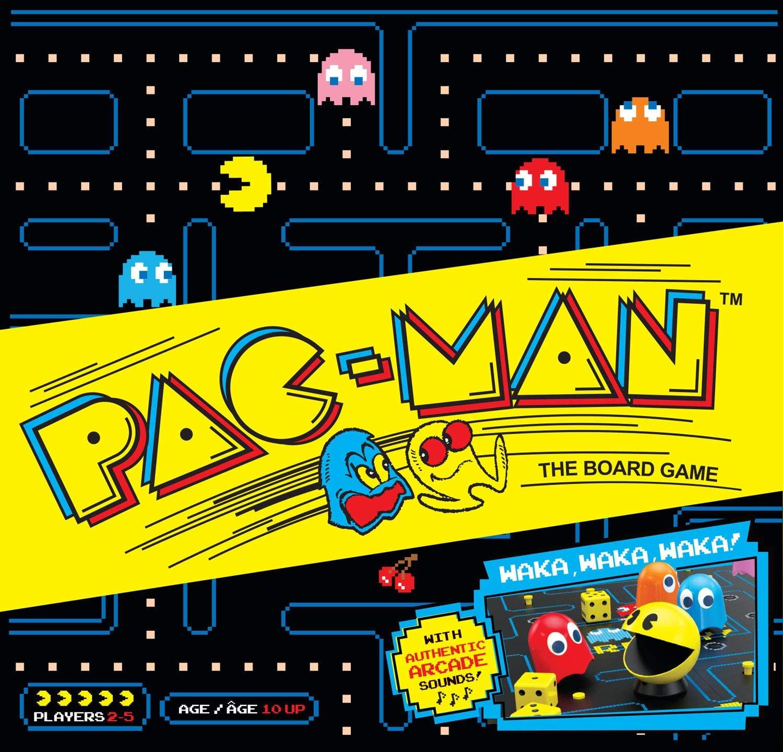 Pac-Man - Juego de mesa de Buffalo Games