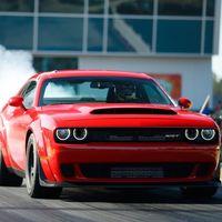 El próximo Dodge Challenger podría ser híbrido: así lo imaginan ya en FCA