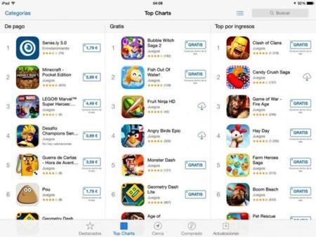 Ranking App Store