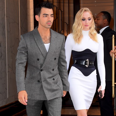 Joe Jonas y Sophie Turner una pareja ideal y con buen gusto en los MTV VMAs 2019