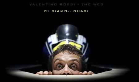 Valentino Rossi ya tiene página web oficial