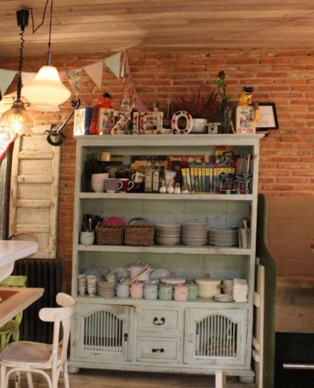 Zielo Vintage, una cafetería sostenible con encanto en León