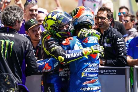 Rins Rossi Motogp Austin 2019