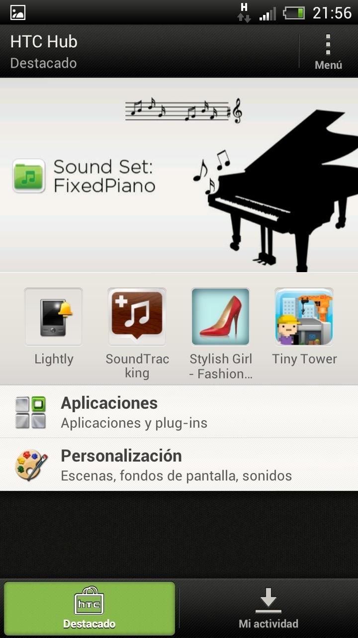 Foto de HTC Sense 4.0 ejemplos (24/39)