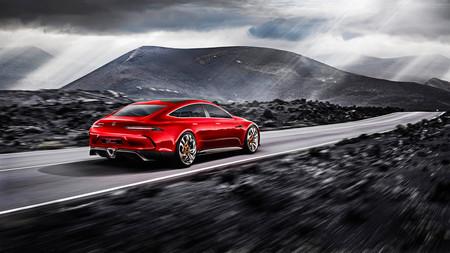 La mecánica híbrida del Mercedes-AMG GT Concept llegará a producción