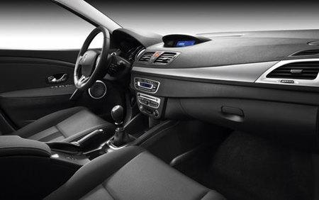 Renault Megane III interior