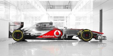 McLaren desvela su MP4-27. Ferrari será la siguiente