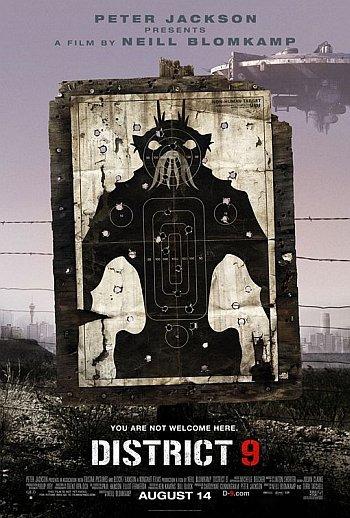 'District 9', teaser trailer, nuevo cartel y dos imágenes oficiales
