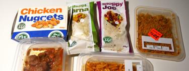 Probamos la nueva comida para llevar de Lidl: burritos y nuggets que se producen en Alemania y se reaniman en España