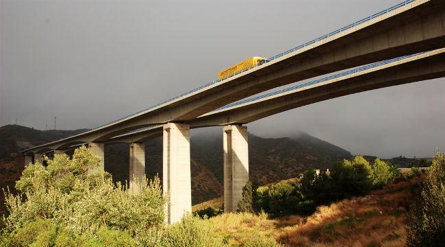 Viaducto autopista