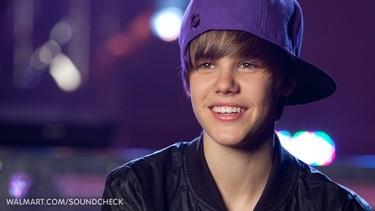 Justin Bieber: para ser conductor de primera, acelera, macho