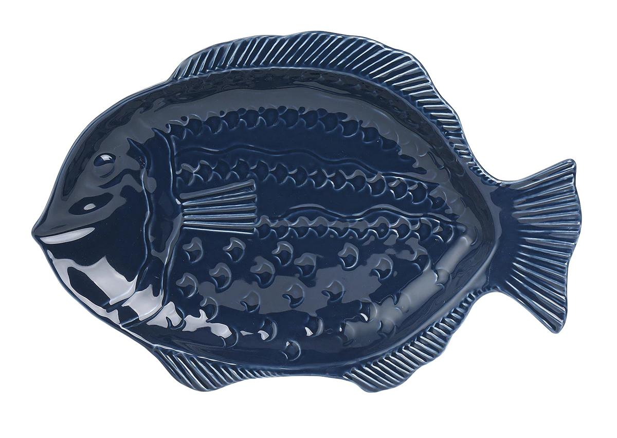 Bandeja con forma de pez