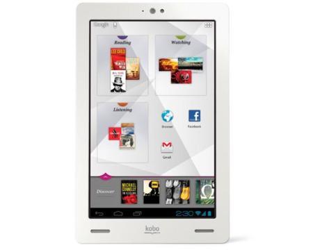 Kobo pasa de tablets, se centra en sus lectores de libros y aplicaciones