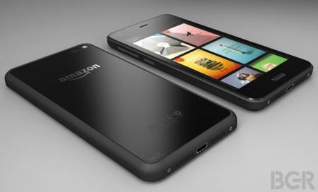 Nuevas imágenes de cómo sería el aspecto del esperado smartphone de Amazon, según BGR