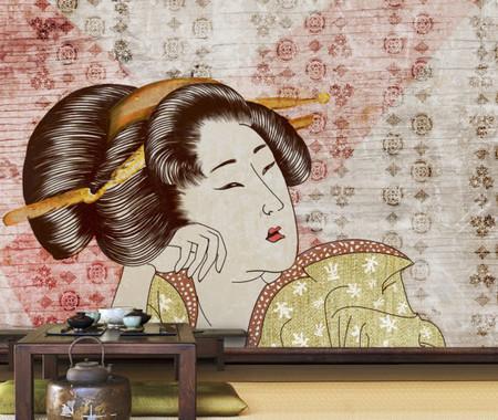 Classic Geisha 540x456