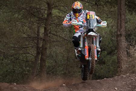 Laia Sanz Dakar18 02