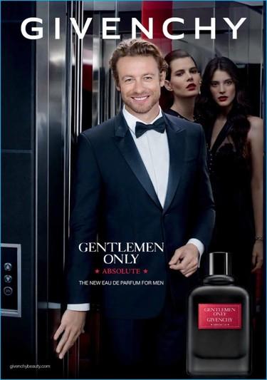 Simon Baker vuelve a demostrarnos que ser un gentleman no depende de las circunstancias sino de la actitud