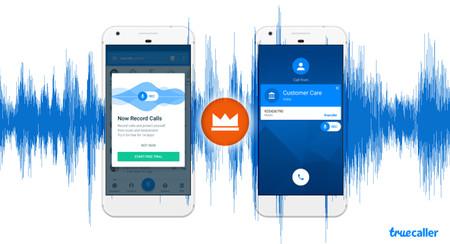 TrueCaller permite ahora grabar las llamadas en Android