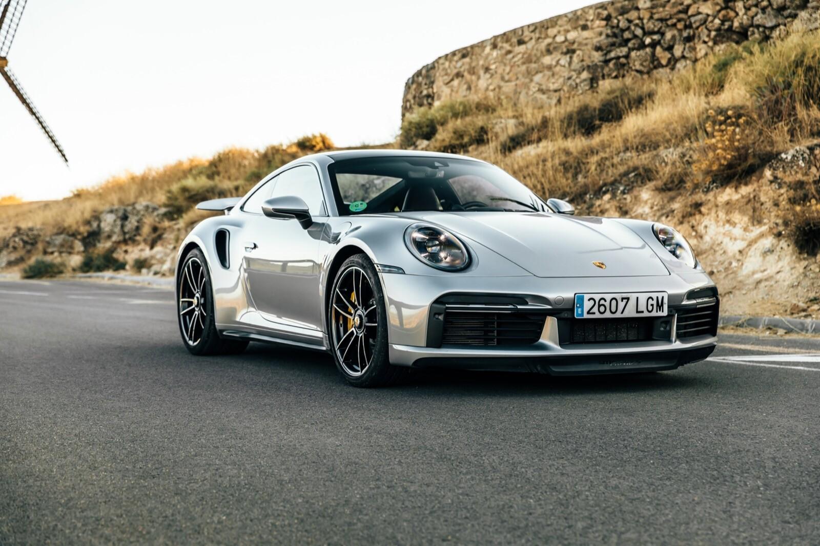 Foto de Porsche 911 Turbo S (Prueba) (38/45)