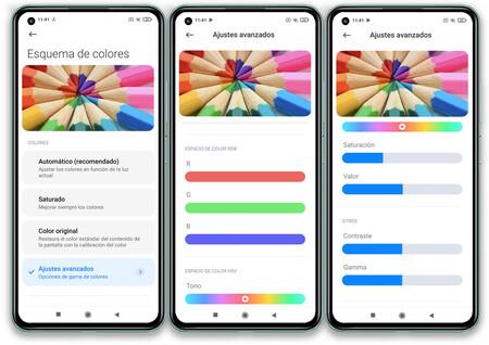 Xiaomi Mi 11 Lite 5g 02 Ajustes Colores