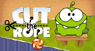 El goloso 'Cut the Rope' llegará a PC en formato físico