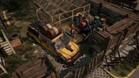 MicroProse presenta Urban Strife y lo define como una mezcla entre Jagged Alliance y The Walking Dead