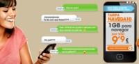 Euskaltel se apunta al céntimo por minuto con su tarifa Navega 10