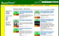 BuzzShed, ganando dinerillo viendo videos a través de Internet