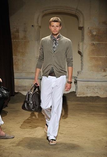 Hermès, Primavera-Verano 2010 en la Semana de la Moda de París II