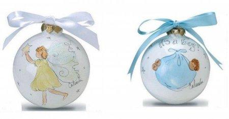 Navidad 2010: bolas personalizadas para el árbol