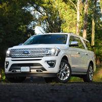 Ford Expedition Max, a prueba: así es la nueva vieja escuela de los SUV