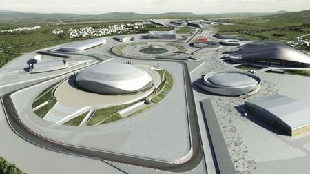 El circuito de Sochi recibe el visto bueno de Charlie Whiting