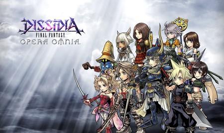 Dissidia Final Fantasy ya está disponible en Android: lucha con los personajes más míticos de la saga