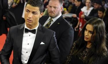 Cristiano Ronaldo e Irina Shayk casados y nosotros sin enterarnos ¡Qué desfachatez!
