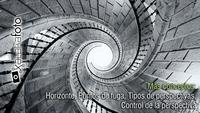 Más conceptos: Horizonte, Puntos de fuga, Tipos de perspectivas, Control de la perspectiva