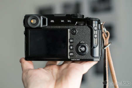 Fujifilm Xpro2 Tras