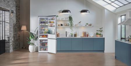 Samsung presenta sus nuevos frigoríficos y lavadoras inteligentes con toques de IA e integrados en la plataforma SmartThings