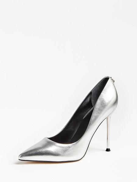 Zapato Metalizado Guess