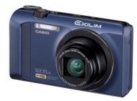 La Casio Exilim EX-ZR200 quiere ser la más rápida