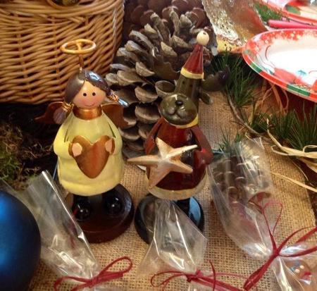 Carrefour Navidad Figuras