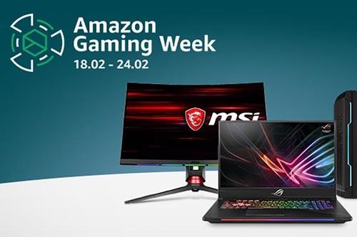Semana Gaming en Amazon: estos son los monitores que puedes comprar en oferta