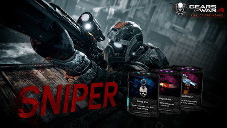 Gears Of War 4 Sniper